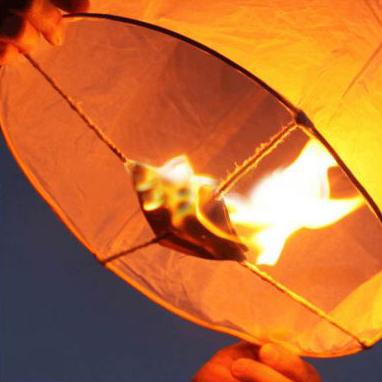 Lanterne Volanti Cinesi Sky Lanterns